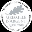 Médaille d'argent 2019 CGA